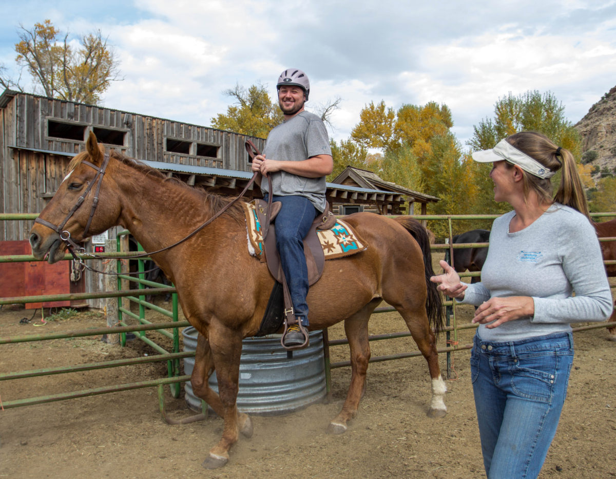 Horsemanship & Riding Lessons